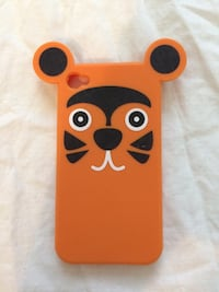 Skal till iPhone 4 & 4S tiger Lund, 224 56