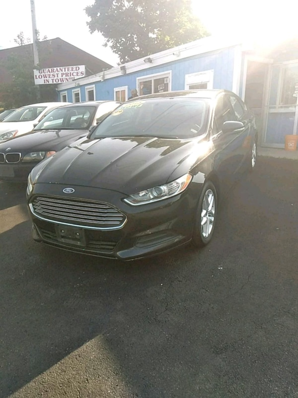 Fall River Ford >> Ford Fusion 2015
