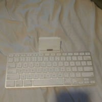 white and gray corded keyboard Surrey, V4N 4V4