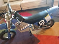 Electric dirt bike razor for a two or three or four year old Baltimore, 21201
