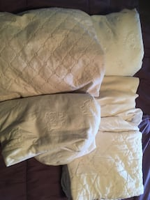 Crib mattress covers