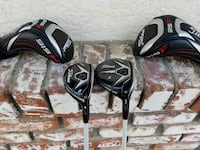 Titleist 915F and 915H woods