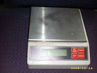 Electronic digital scale 3-10kg.