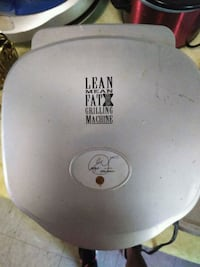 gray Lean Mean Fat Grilling Machine electric cooker Chattanooga, 37421
