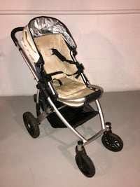 UPPAbaby Stroller w/ carry case - high quality Woodbridge, 07095