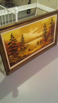 Nice framed painting Mississauga, L5L