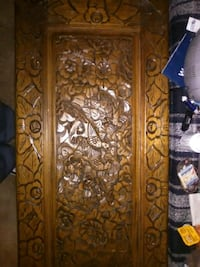 Hand carved Wooden Chest Port Richey, 34668