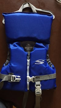 Coast guard approved life jacket up to 30 lbs Boonsboro, 21713