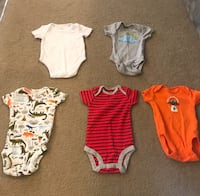 Newborn Baby Boy Clothes! Never Worn! Selling All Together! Only $20!!! Columbus, 47203