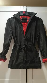 black leather zip-up jacket Colorado Springs, 80920