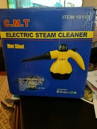 Brand New Electric Steam Cleaner
