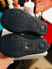 Geox Baby rubber shoes
