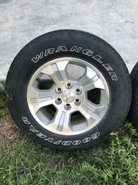 Chevy rims Z71 stock  Belle Glade, 33430