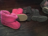 Size 6 toddler boots Toronto
