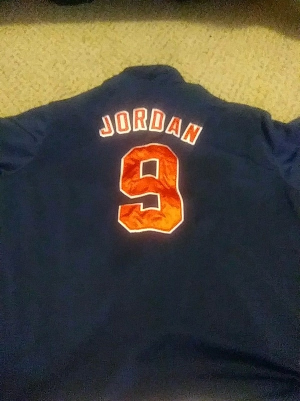 4c57f57febb839 Used Blue and Red Michael Jordan basketball warmup for sale in Aloma - letgo