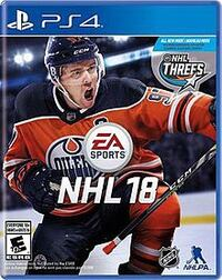NHL 17 PS4 game case Coaldale, T1M 0C2