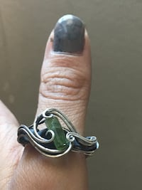 Wire wrapped ring  Fairview Heights, 62208