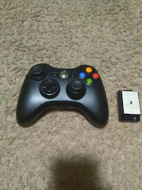 Xbox 360 controller with battery pack Plaucheville, 71362