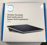 Selling new dell wireless touchpad Tp713 Toronto, M8V