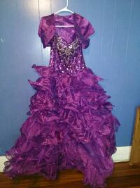 Prom/quince/sweet 16 dress