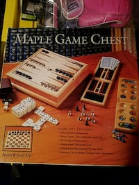 Maplewood board game