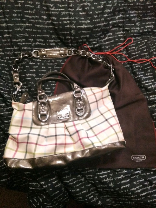 4cbbe1888953 Used COACH PURSE AND BAG for sale in Port Neches - letgo