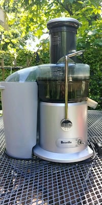 Breville Juice Fountain Vancouver