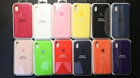Cover per iPhone - pelle e silicone