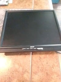 Acer LCD monitor 18 mi