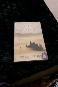 The Alchemist  by: Paulo Coelho  West Vancouver, V7T 1H6