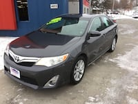2012 Toyota Camry 4dr Sdn I4 Auto L GUARANTEED CREDIT APPROVAL! Des Moines