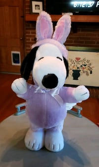Easter Snoopy  Toccoa, 30577