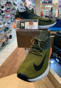 Nike Air Max 270 Olive Flak Size 11.5 Silver Spring, 20902
