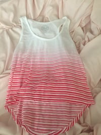 Red and Blue Tank Tops Economy, 15042