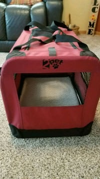 Soft Folding Dog Crate / Kennel