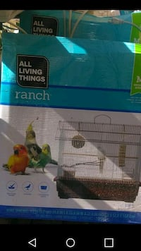 New in box All Living Things   Bird cage have   Shreveport, 71106