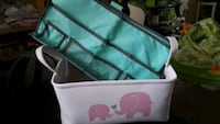 Baby Cloth Storage bin n' Overhanging compartments Santa Rosa, 95407