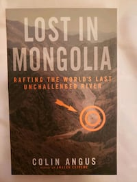 Book - Lost in Mongolia  Burnaby, V5H