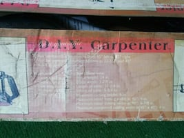 D.I.Y carpenter