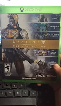 Destiny Xbox One game case Purcellville, 20132