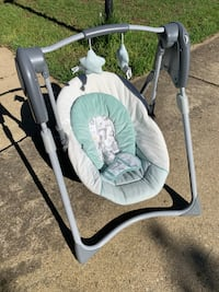 Travel baby swing Triangle, 22172