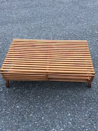Vintage old lobster pot converted to coffee table New Berlin, 13411
