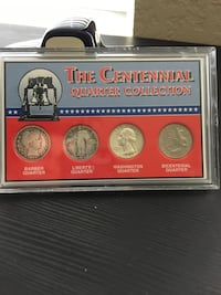 THE CENTENNIAL COLLECTION IS HTF IN THIS CONDITION San Antonio, 78221