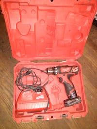MILWAUKEE M12 LITHIUM DRILL Mississauga, L5A 2H6