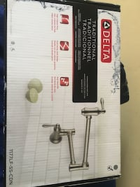 New Delta kitchen faucet retails for over $500  $300 firm Mississauga, L5K 1T4