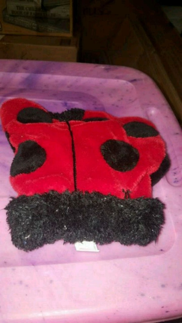 Used Dog Costume Ladybug Size S 2 Pcs For Sale In Las Vegas