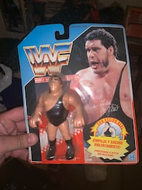Hasbro WWF NWA WCW WWE Andre the Giant Union, 07083