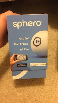 ROBOT Sphero and Ollie only used twice GREAT DEAL 2052 mi