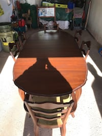 Solid wood dining table 525 km