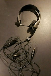 Cyber Acoustics headset for gaming of telephony New Haven, 06510